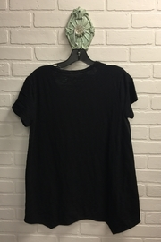 Dylan by True Grit Vented Hem Tee - Front full body