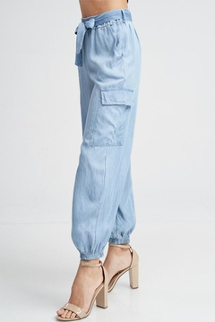 Venti 6 Belted Cargo Pants - Alternate List Image