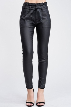 Shoptiques Product: Leather Skinny Pants
