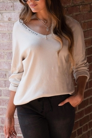 Venti 6 Soft Love Top - Front cropped