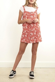 Saltwater Luxe Venus Mini Dress - Product Mini Image