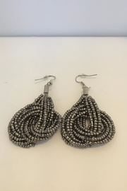 Veond Knot Earings - Product Mini Image
