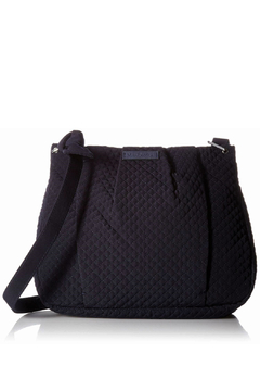 Vera Bradley Black Hadley Crossbody - Product List Image