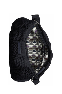 Vera Bradley Black Hadley Crossbody - Alternate List Image
