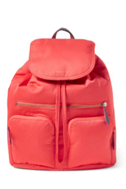 Vera Bradley Coral Reef Midtown Cargo Backpack - Front cropped
