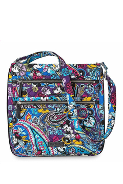 Vera Bradley Disney Mickey's Paisley Celebration Triple Zip Hipster - Product List Image