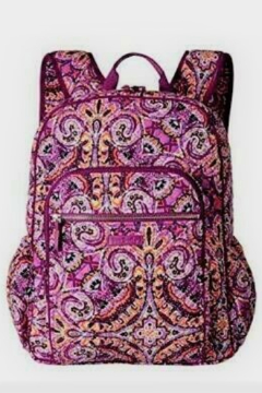 Vera Bradley Dream Tapestry Campus Backpack - Product List Image