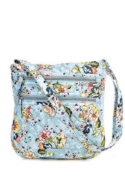 Vera Bradley Floating Garden Triple Zip Hipster - Product Mini Image