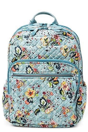 Vera Bradley Floating Garden XL Campus Backpack - Product Mini Image