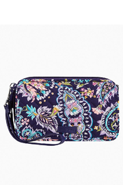 Vera Bradley French Paisley All In One Crossbody - Front cropped