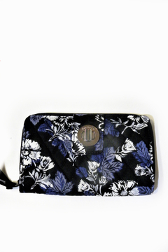 Vera Bradley Frosted Floral Turnlock Wallet - Product List Image