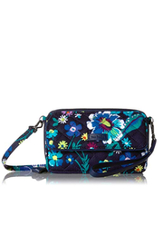 Vera Bradley Moonlight Garden All In One - Front cropped