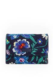 Vera Bradley Moonlight Garden Riley Wallet - Product Mini Image