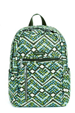 Vera Bradley Rain Forest Small Backpack - Product List Image