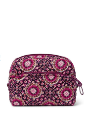 Vera Bradley Raspberry Medallion Medium Cosmetic - Product Mini Image