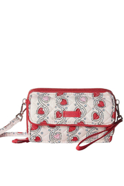 Vera Bradley Stitched Heart Vines All In One - Product Mini Image