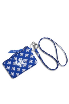 Vera Bradley University of Kentucky Zip ID/Lanyard Set - Product List Image