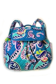 Vera Bradley Waikiki Paisley Fashion Backpack - Product Mini Image
