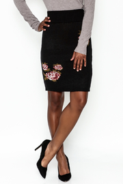 Vera Moda Rose Sweater Skirt - Product Mini Image