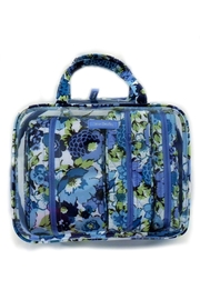 Vera Bradley Blueberry Blooms 4-Piece-Cosmetic - Product Mini Image