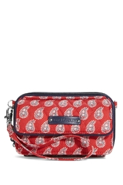 Vera Bradley Petite Red Bandana-All-In-One - Front cropped