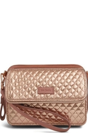 Vera Bradley All-In-One Crossbody Rose-Gold - Product Mini Image
