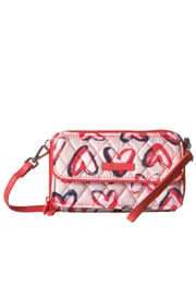 Vera Bradley Hearts Pink All-In-One - Product Mini Image