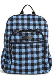 Vera Bradley Alpine Check Backpack - Product Mini Image