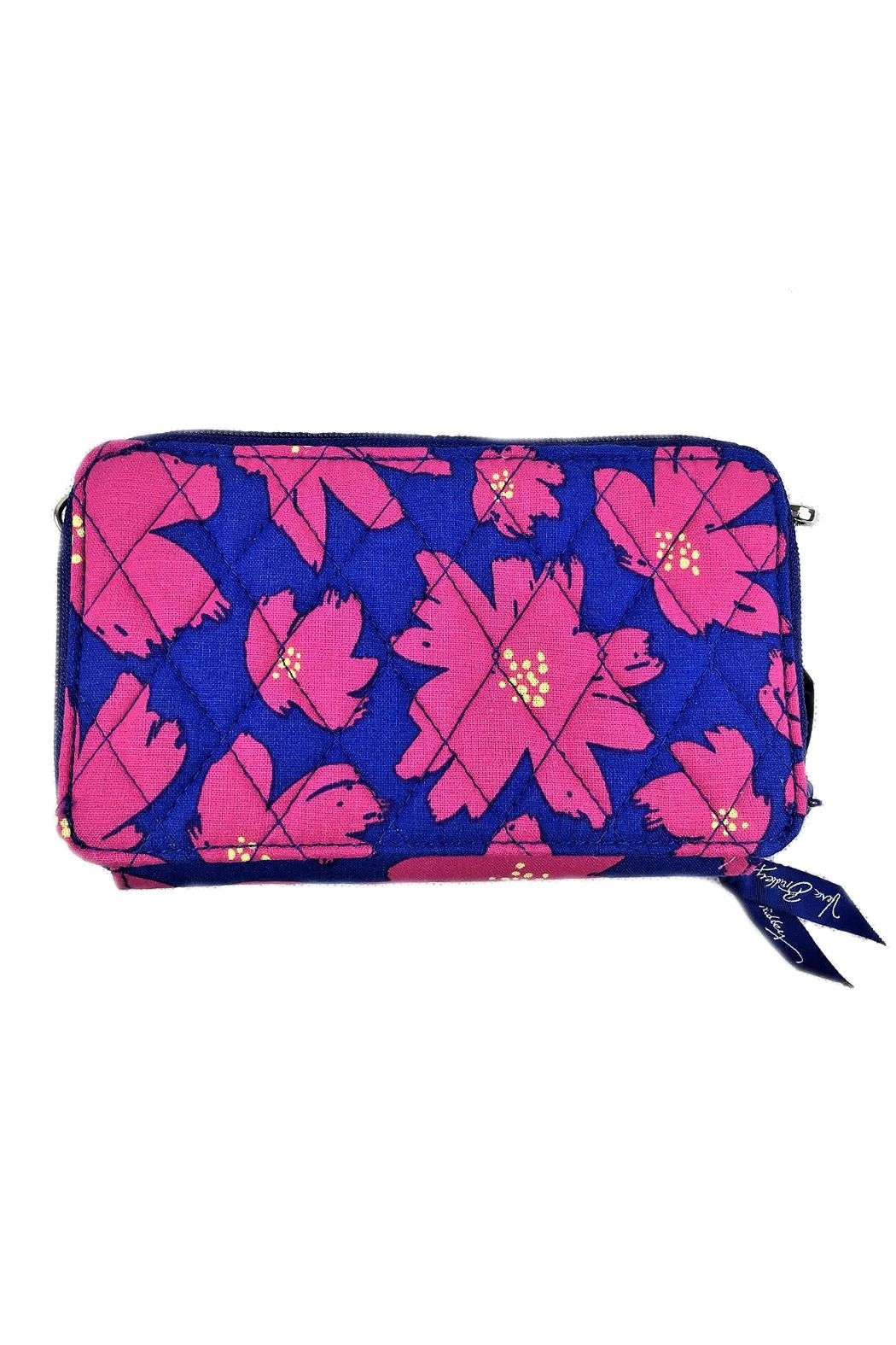 Vera Bradley Art Poppies All In One - Front Full Image