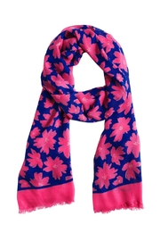 Vera Bradley Art Poppies Scarf - Product Mini Image