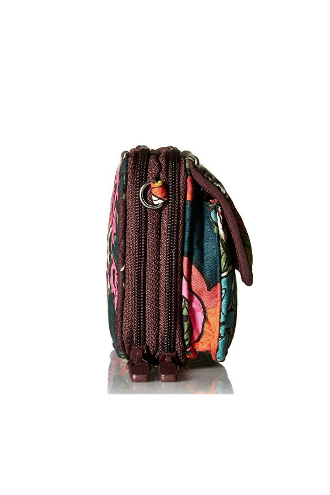 Vera Bradley Autumn Leaves All-In-One - Side Cropped Image
