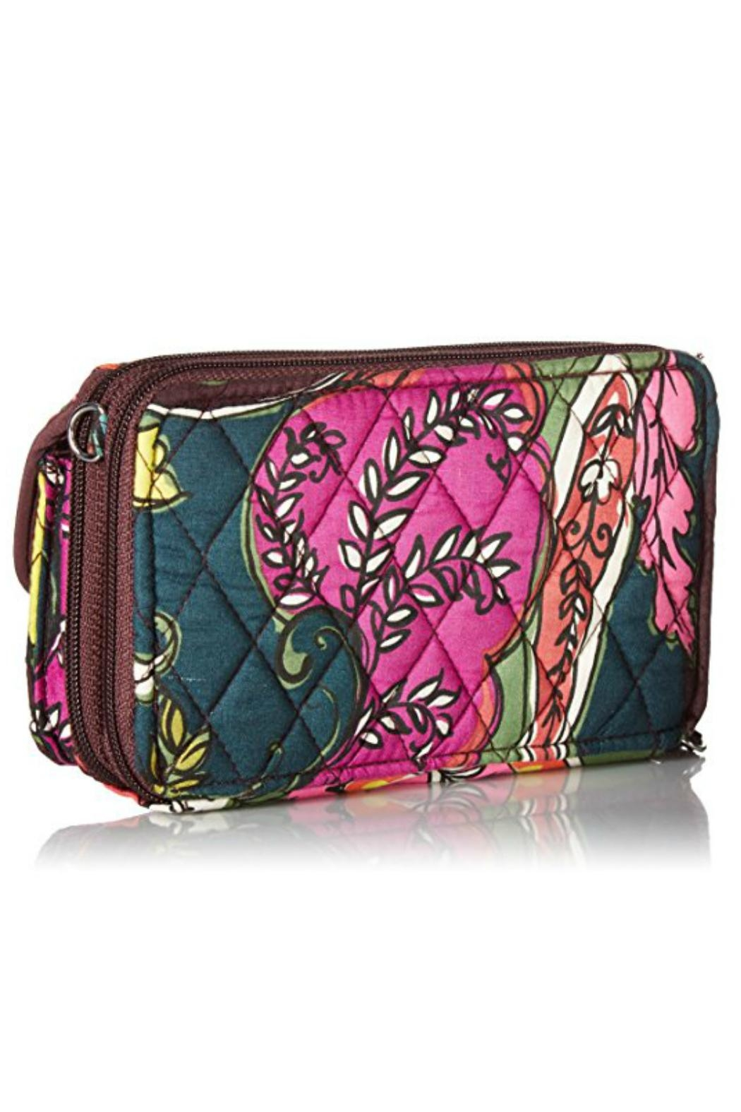 Vera Bradley Autumn Leaves All-In-One - Front Full Image