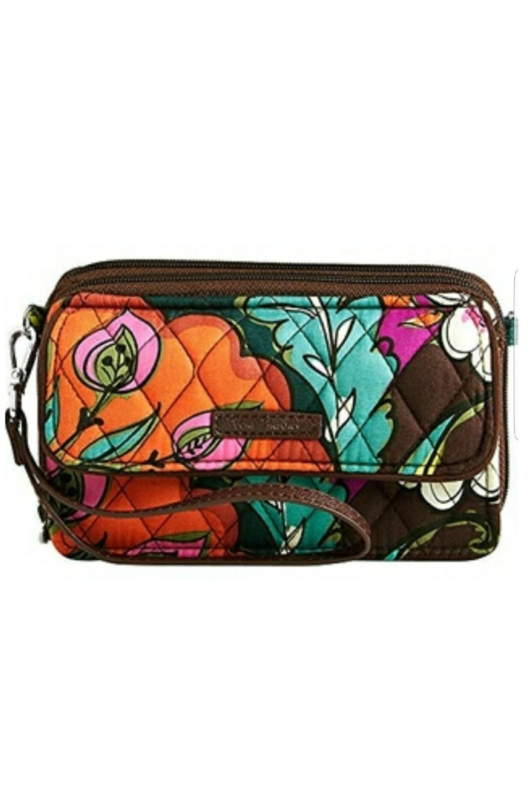 Vera Bradley Autumn Leaves All-In-One - Main Image