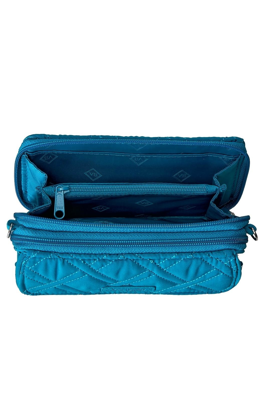 Vera Bradley Bahama Bay All-In-One - Side Cropped Image