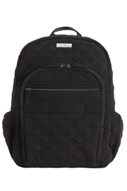 Vera Bradley Black Campus Backpack - Product Mini Image