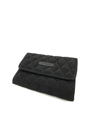 Vera Bradley Black Euro Wallet - Product Mini Image