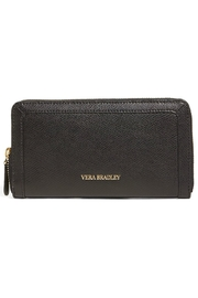 Vera Bradley Leather Georgia Wallet - Front cropped