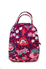 Vera Bradley Bloom Berry Lunch-Bunch - Front cropped