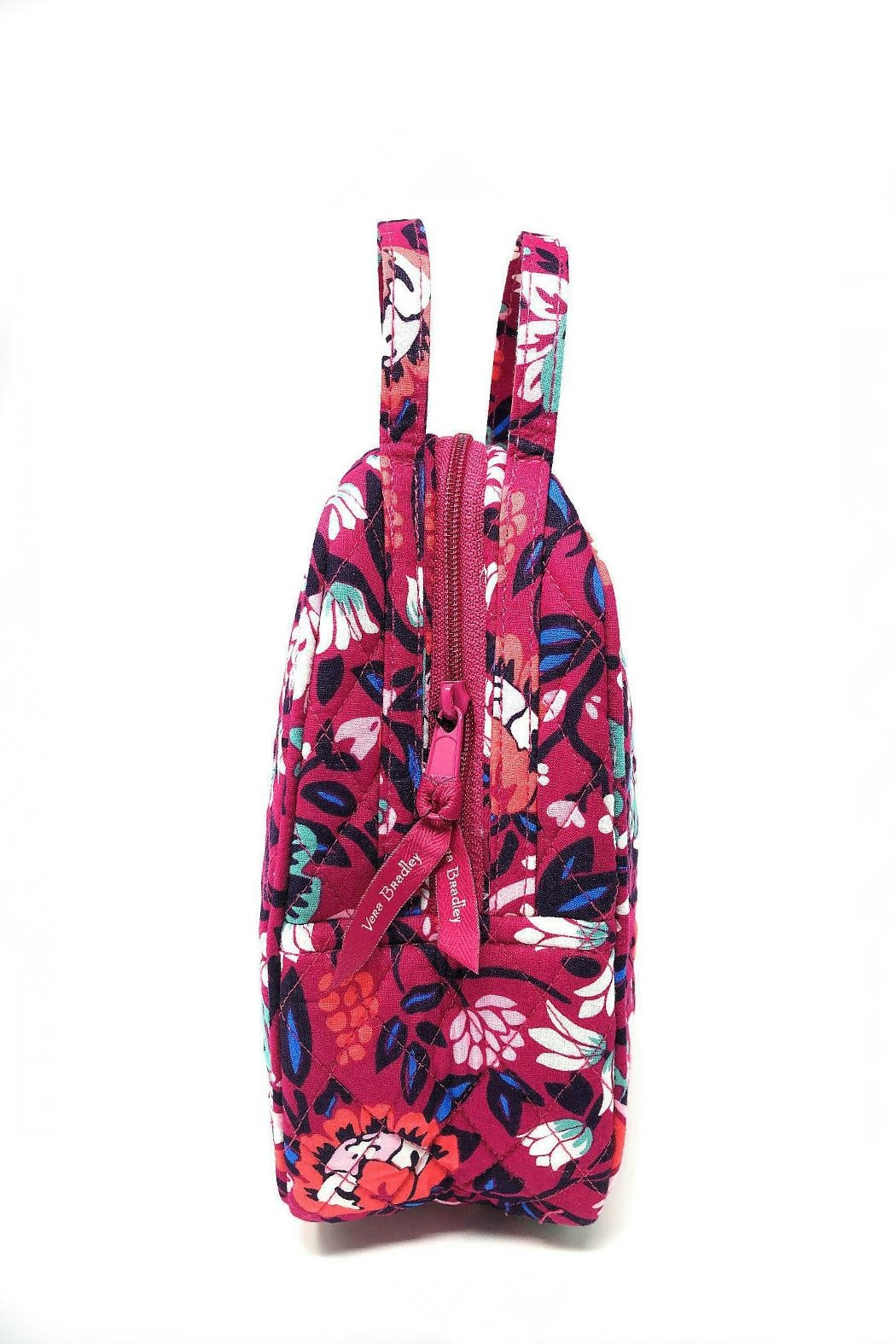 Vera Bradley Bloom Berry Lunch-Bunch - Front Full Image