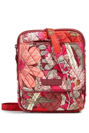 Vera Bradley Bohemian Blooms Mini Crossbody - Product Mini Image