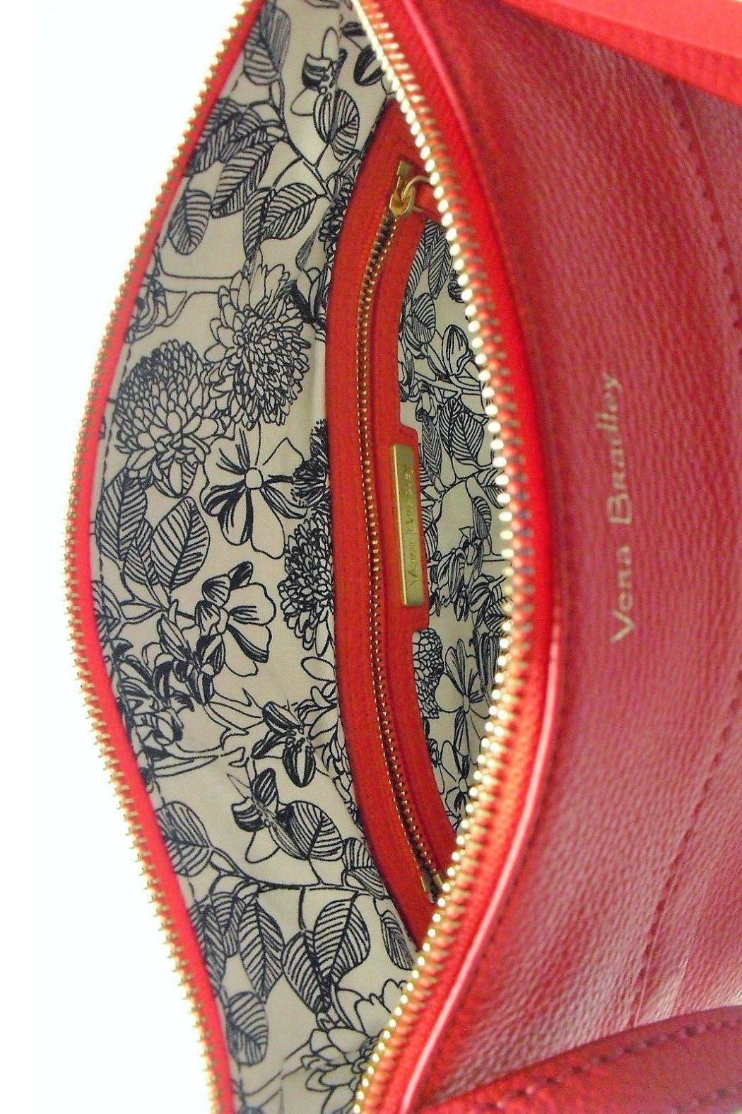 Vera Bradley Canyon Sunset Leather-Mallory-Crossbody - Front Full Image