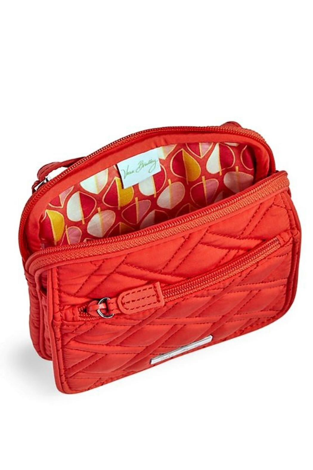 Vera Bradley Canyon Sunset Crossbody Bag - Side Cropped Image