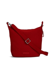 Vera Bradley Cardinal Red Carson-Mini-Hobo - Product Mini Image