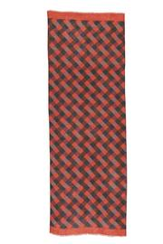 Vera Bradley Buffalo Check Scarf - Front full body