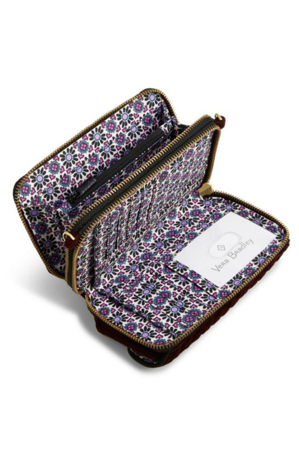 Vera Bradley Chocolate Raisin All-In-One - Front Full Image