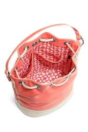 Vera Bradley Coral Bucket Crossbody - Side cropped