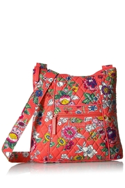 Vera Bradley Coral Floral Hipster - Front cropped