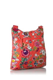 Vera Bradley Coral Floral Hipster - Front full body