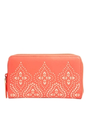 Vera Bradley Coral Laser-Cut Wallet - Product Mini Image