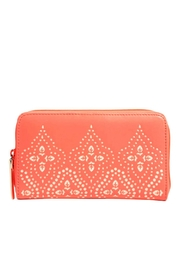 Vera Bradley Coral Laser Cut-Wallet - Product Mini Image